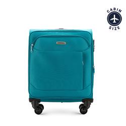Kabinové zavazadlo, šedozelená, 56-3S-521-95, Obrázek 1