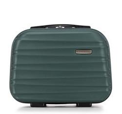 Kosmetická taška, zelená, 56-3A-314-85, Obrázek 1