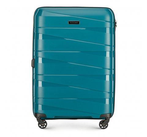 SKolik váží velký kufr plný oblečení?
