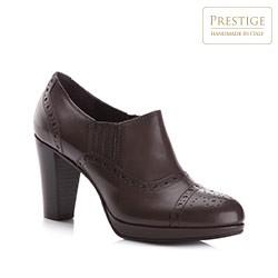 Обувь женская, серо-коричневый, 77-D-111-8-39, Фотография 1