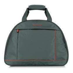 Дорожная сумка, серо - оранжевый, 56-3S-465-01, Фотография 1