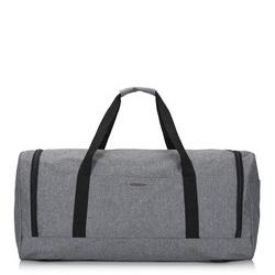 Большая дорожная сумка, серый, 56-3S-943-00, Фотография 1