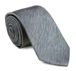 Галстук, серый, 83-7K-006-8, Фотография 1