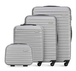 Комплект чемоданов, серый, 56-3A-31K-01, Фотография 1