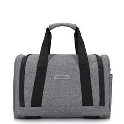 Маленькая дорожная сумка, серый, 56-3S-941-00, Фотография 1