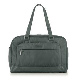 Многофункциональная дорожная сумка с местом для нетбука, серый, 56-3S-705-00, Фотография 1