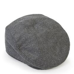 Мужская кепка, серый, 87-HF-034-X, Фотография 1
