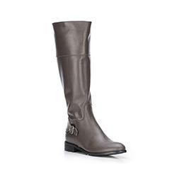 Обувь женская, серый, 87-D-203-8-35, Фотография 1