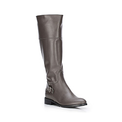Обувь женская, серый, 87-D-203-8-40, Фотография 1