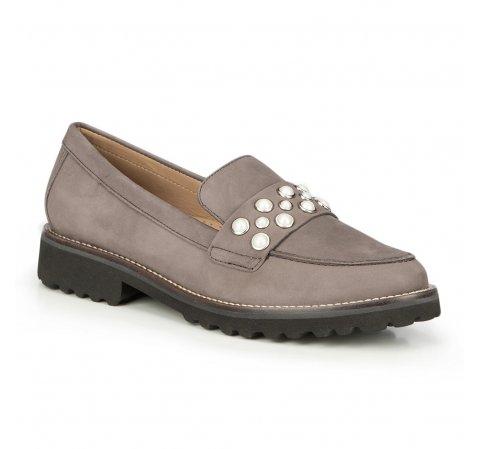 Обувь женская, серый, 87-D-713-8-36, Фотография 1