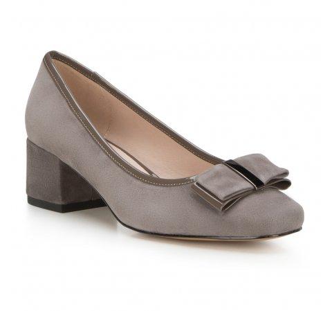 Обувь женская, серый, 88-D-954-3-36, Фотография 1
