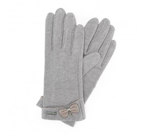 Перчатки женские, серый, 47-6-102-7-U, Фотография 1
