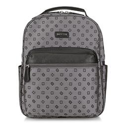 Рюкзак женский, серый, 88-4E-911-8, Фотография 1