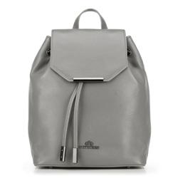 Рюкзак женский, серый, 89-4E-365-8, Фотография 1