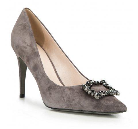 Туфли, серый, 86-D-650-8-40, Фотография 1