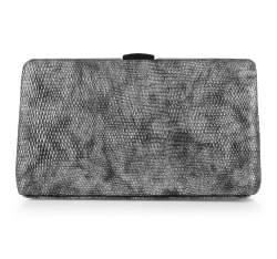 Damen Handtasche, silber, 85-4Y-803-S, Bild 1
