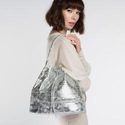 Damentasche, silber, 86-4Y-416-S, Bild 1