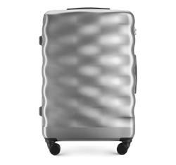 Großer Koffer, silber, 56-3H-563-00, Bild 1