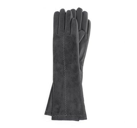 Handschuhe für Frauen, silber, 39-6-564-S-S, Bild 1