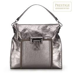 Handtasche, silber, 87-4E-014-S, Bild 1