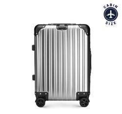 Kleiner Koffer, silber, 56-3H-101-11, Bild 1