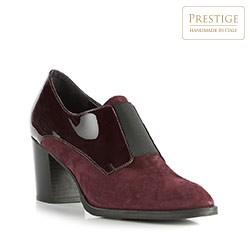 Női cipő, sötét vörös, 83-D-110-2-37_5, Fénykép 1