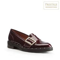 Női cipő, sötét vörös, 87-D-451-2-36, Fénykép 1