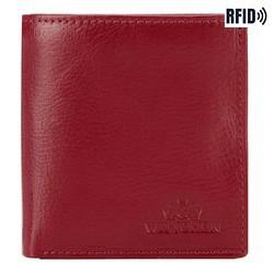 Pénztárca, sötét vörös, 21-1-065-L30, Fénykép 1