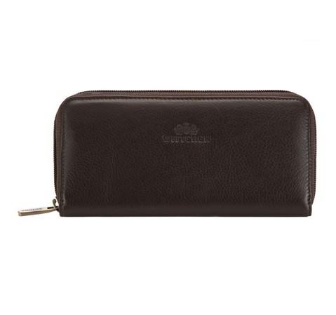 pénztárca, sötétbarna, 02-1-393-4, Fénykép 1