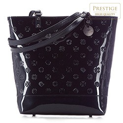 Női táska, sötétkék, 34-4-087-NL, Fénykép 1