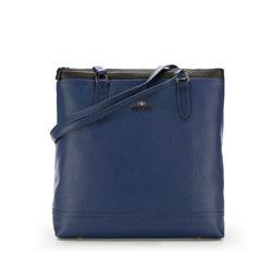 Női táska, sötétkék, 85-4E-458-7, Fénykép 1