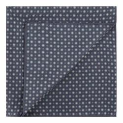 Díszzsebkendő, sötétkék és fehér, 89-7P-001-X6, Fénykép 1