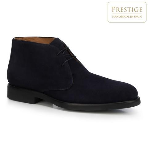 Férfi cipő, sötétkék, 88-M-450-7-41, Fénykép 1