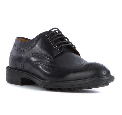 Férfi cipők, sötétkék, 81-M-081-7-44, Fénykép 1