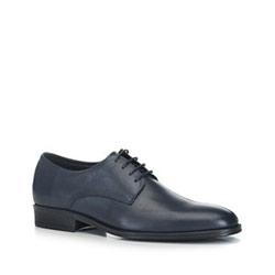 Férfi cipő, sötétkék, 88-M-924-7-39, Fénykép 1