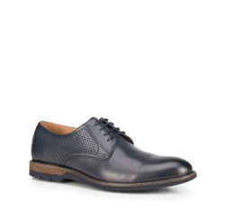 Férfi cipő, sötétkék, 89-M-900-7-40, Fénykép 1