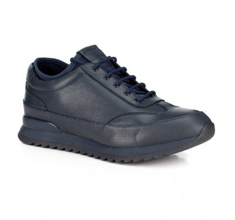 Férfi cipő, sötétkék, 89-M-908-1-40, Fénykép 1