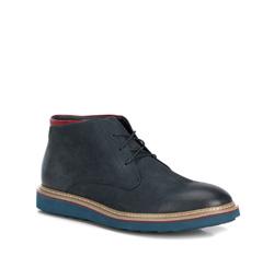 Férfi cipő, sötétkék, 89-M-910-7-39, Fénykép 1