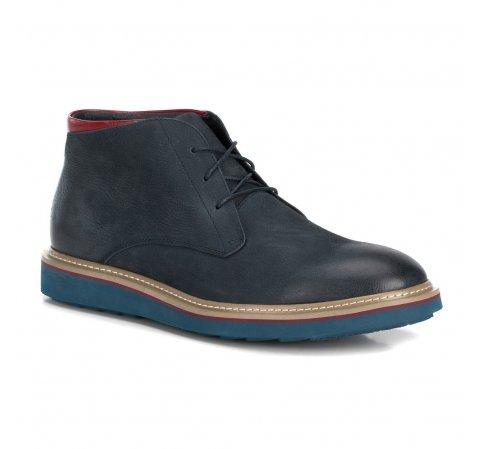Férfi cipő, sötétkék, 89-M-910-1-39, Fénykép 1