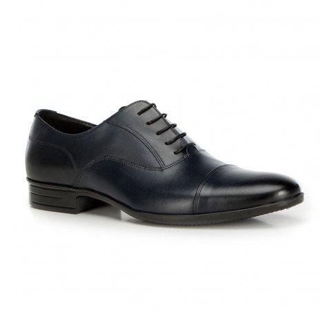 Férfi cipők, sötétkék, 90-M-600-7-45, Fénykép 1
