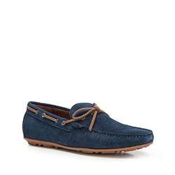 Férfi cipők, sötétkék, 90-M-902-7-44, Fénykép 1