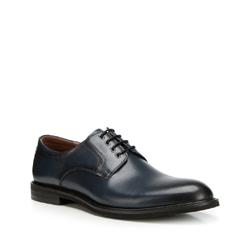 Férfi cipő, sötétkék, 90-M-915-7-42, Fénykép 1