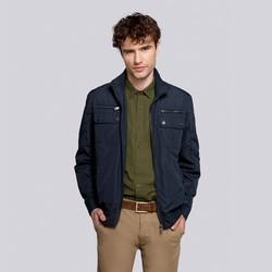 Férfi Harrington kabát, sötétkék, 92-9N-451-7-L, Fénykép 1