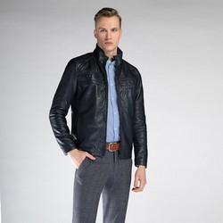 Férfi kabát, sötétkék, 90-09-250-7-L, Fénykép 1