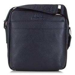 Férfi táska, sötétkék, 20-3-058-NH, Fénykép 1