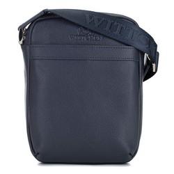 Férfi táska, sötétkék, 20-3-059-NH, Fénykép 1