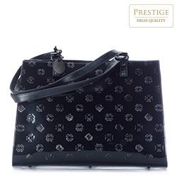 Női táska, sötétkék, 34-4-081-NL, Fénykép 1