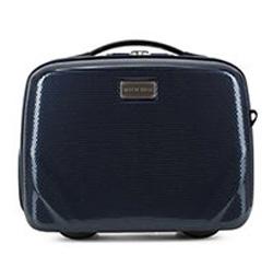 Kozmetikai táska, sötétkék, 56-3P-574-90, Fénykép 1