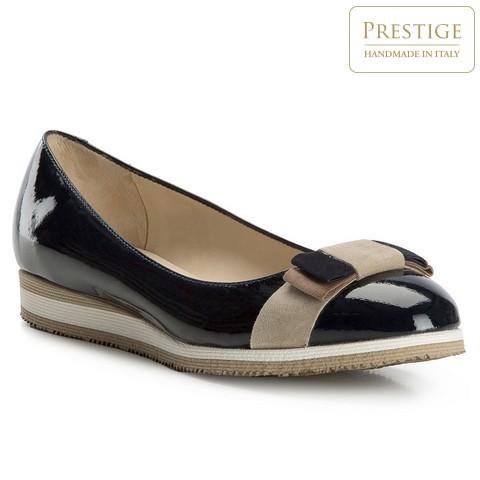 Női cipő, sötétkék, 82-D-109-7-35, Fénykép 1