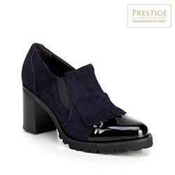 Női cipő, sötétkék, 89-D-104-7-39_5, Fénykép 1